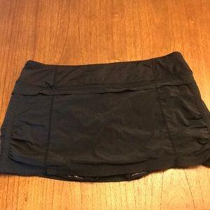 Lulu Lemon Running Skirt